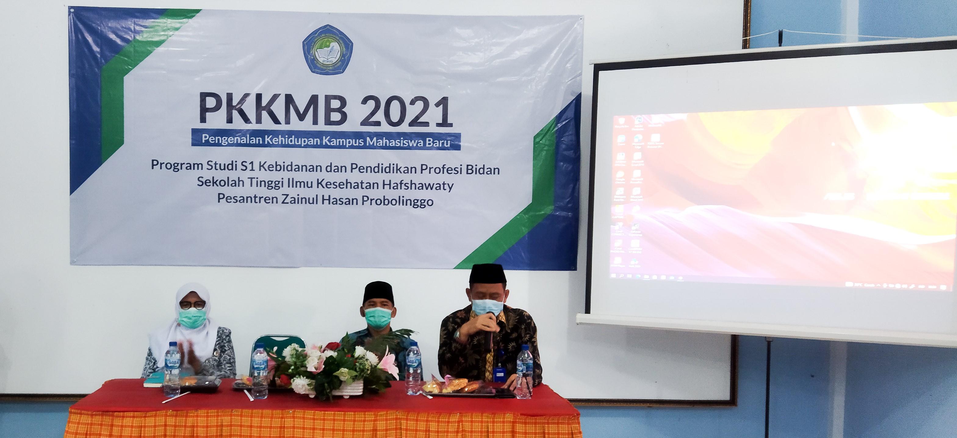 Menyambut Mahasiswa Baru S1 Kebidanan dan Pendidikan Profesi Bidan T.A 2021/2022