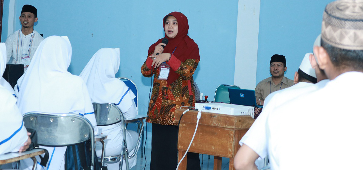 Jelang Ty Out Uji Kompetensi Ners Indonesia, Peserta Dibriefing